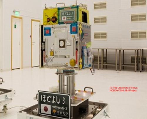 記事 イオン液体リチウムイオン電池の宇宙実験へのアイキャッチ画像